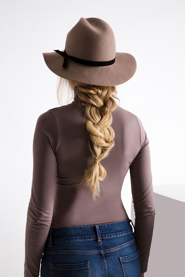 kapelusz z rondem