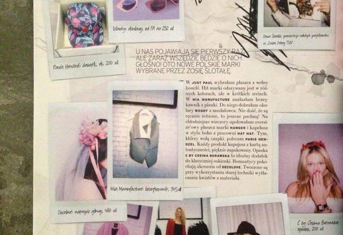 gazeta o modzie