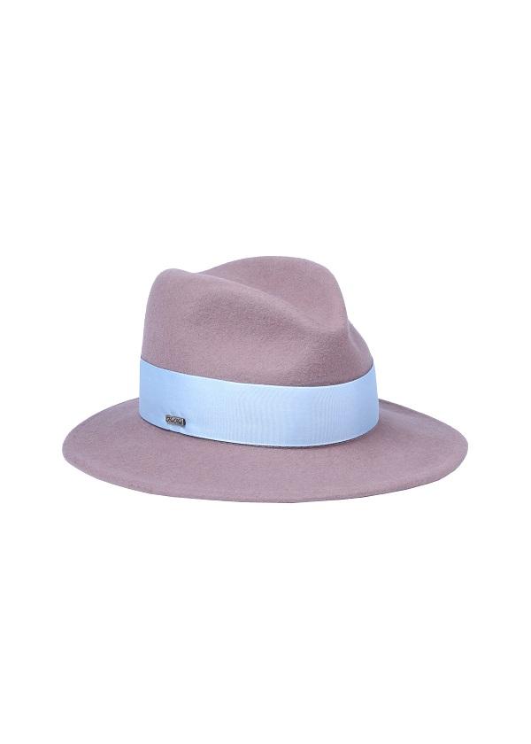 kapelusz model fedora pantone