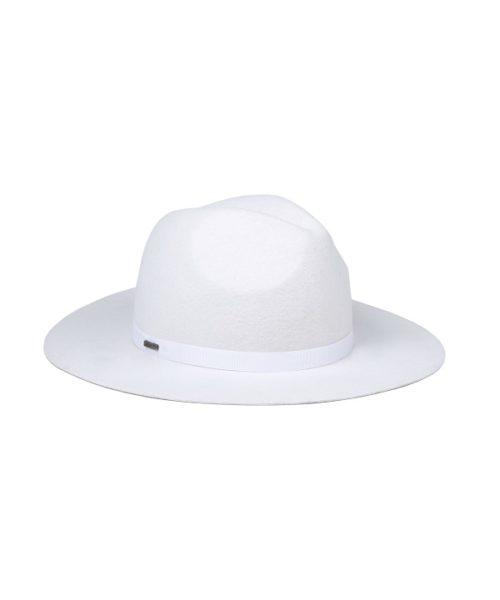 kapelusz model indy biały