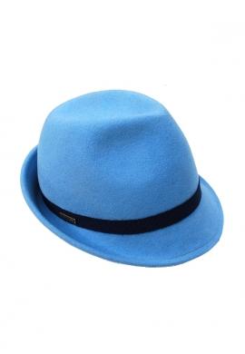 kapelusz dziecięcy mini niebieski 5