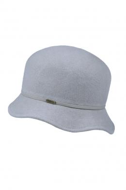 kapelusz retro fala jasny