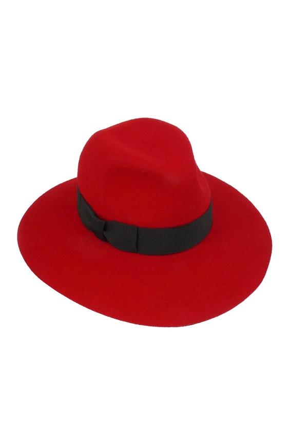 hathat czerwony kapelusz