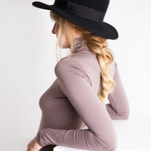 kapelusz kanotier classic stylizacja