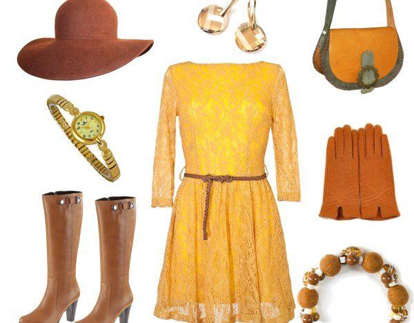 ubrania w koronkach