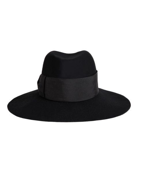 kapelusz czarny lady