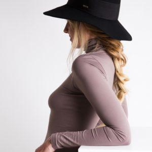 kapelusz lady czarny 2
