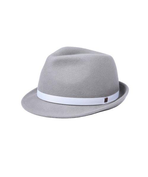 kapelusz mike szary ćwiek