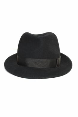 kapelusz mike wodoodporny z paskiem