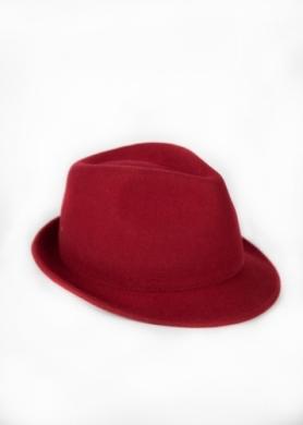 kapelusz mike czerwony