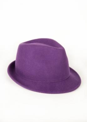 kapelusz mike fiolet