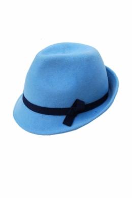 kapelusz dziecięcy mini niebieski 3