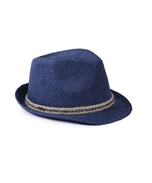kapelusz marynarski granat mum