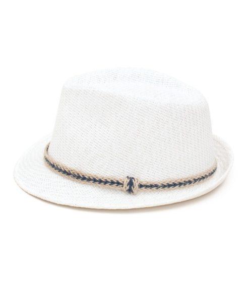 kapelusz marynarski biel