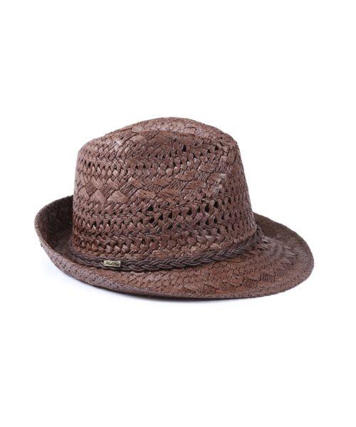 kapelusz pleciony warkocz