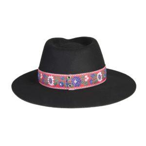 kapelusz z rondem typu folk 6