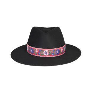 kapelusz z rondem typu folk 5