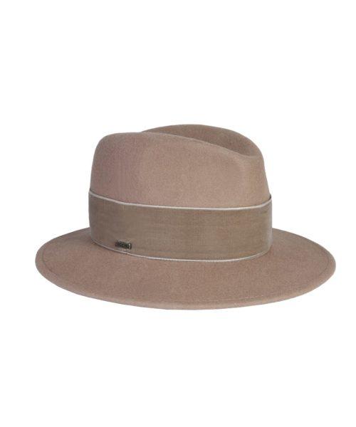 kapelusz fedora bez velvet 3