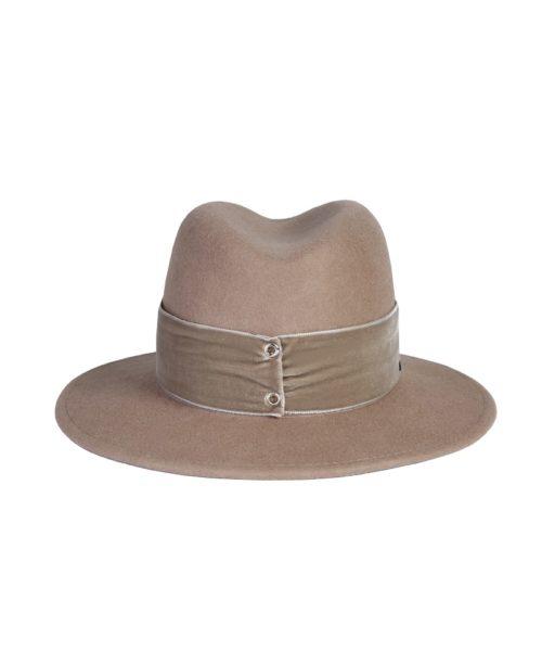 kapelusz fedora bez velvet