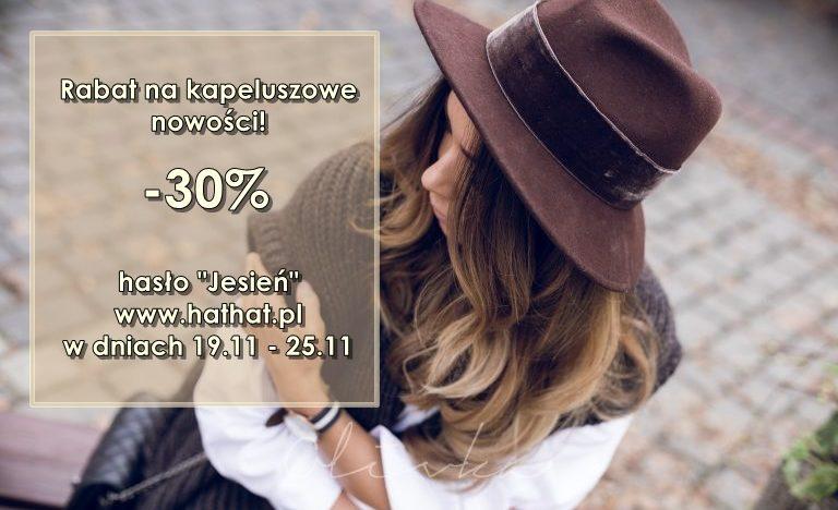 rabat na kapelusz hathat