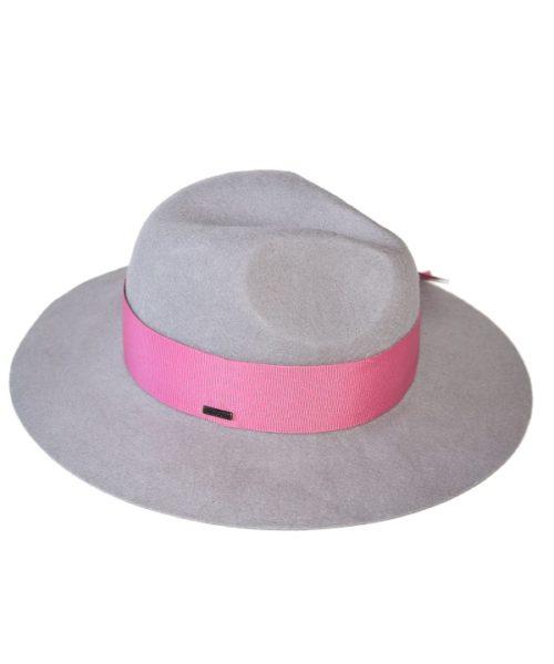 kapelusz z kolekcji indy joy pink