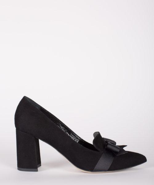 bravomoda czarne buty damskie