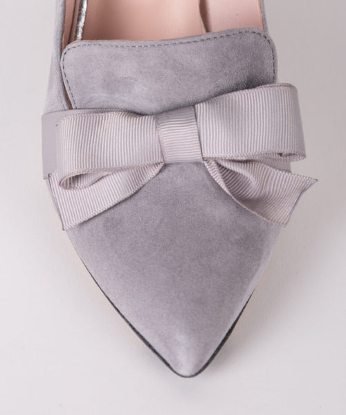 buty damskie bravomoda grey idealne do kapelusza hathat
