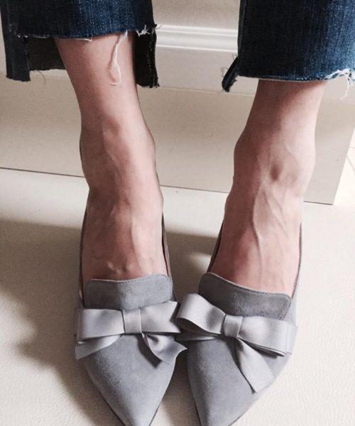 szare loafery bravomoda