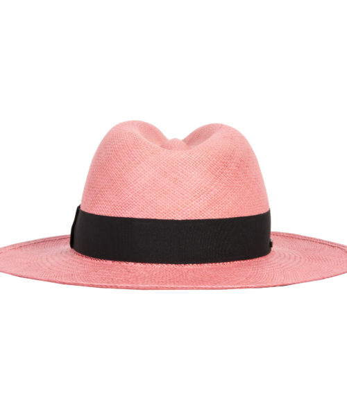 kapelusz różowy