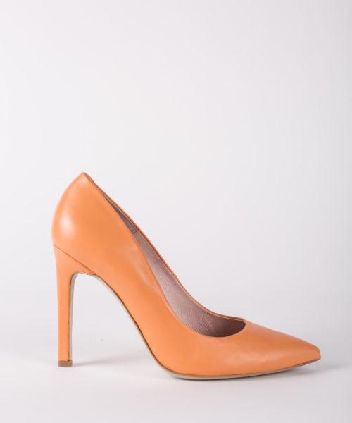 buty damskie pomarańczowe