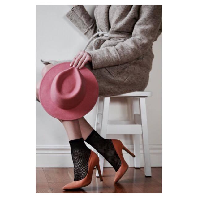 kapelusz różowy kup z insta