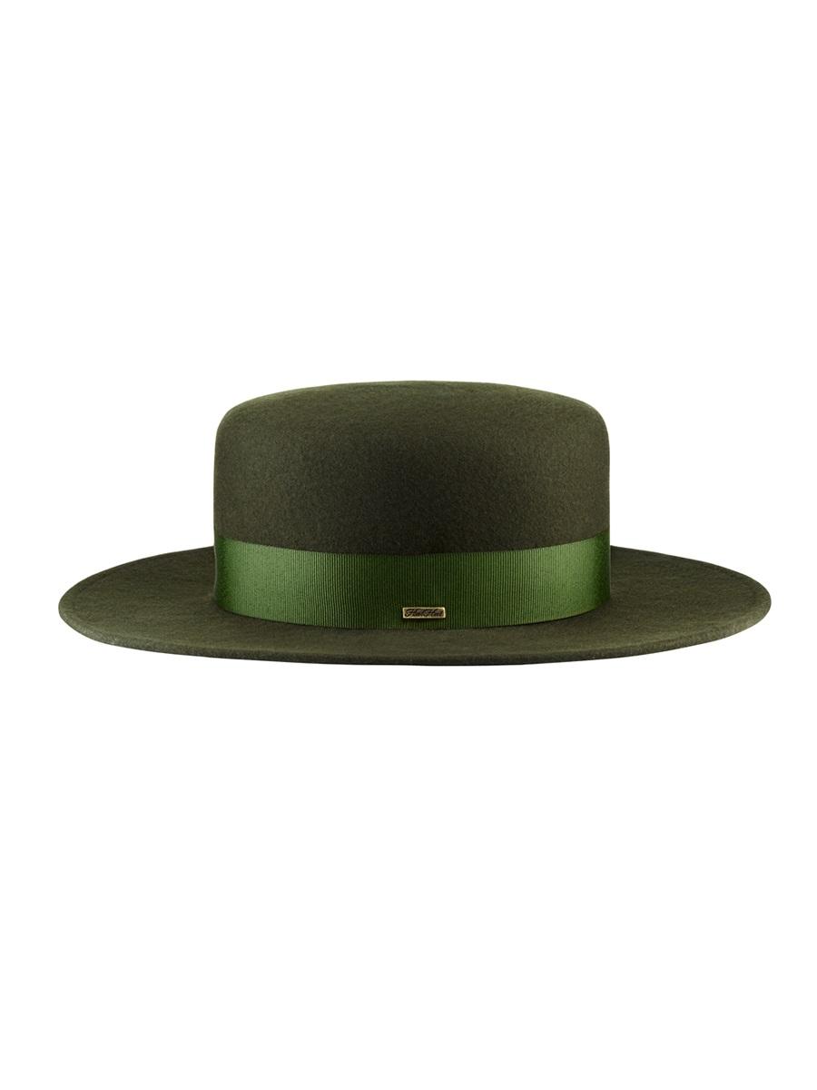 kapelusz j=hathat kanotier zielony 1200 900