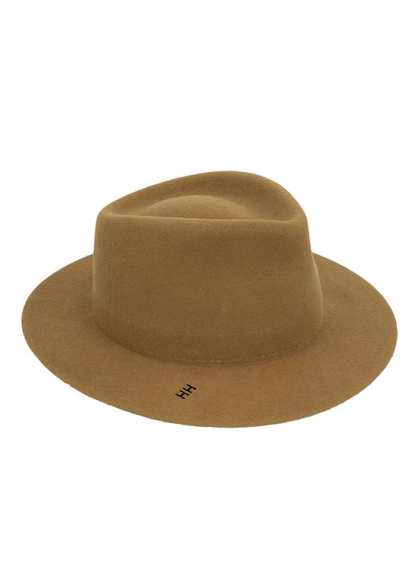 LOUIS HH kapelusz hathat musztardowy dijon